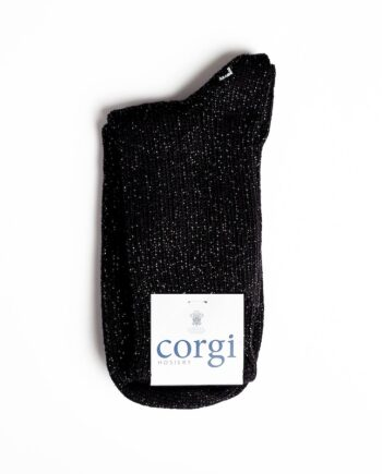 Corgi Cotton Blend Black