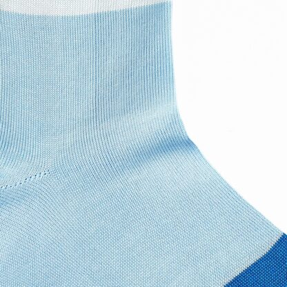 Richard James Premium Cotton Blend Multi Blue