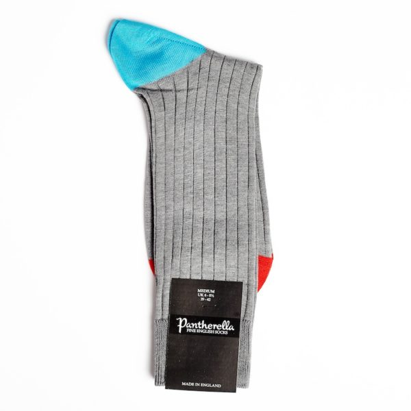 Pantherella Portobello Grey