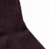 Corgi Cotton Blend Burgundy
