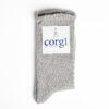 Corgi Cashmere Blend Light Grey