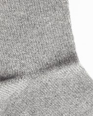 Corgi Cashmere Blend Light Grey 3