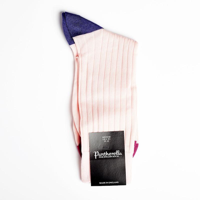Pantherella Portobello Pink